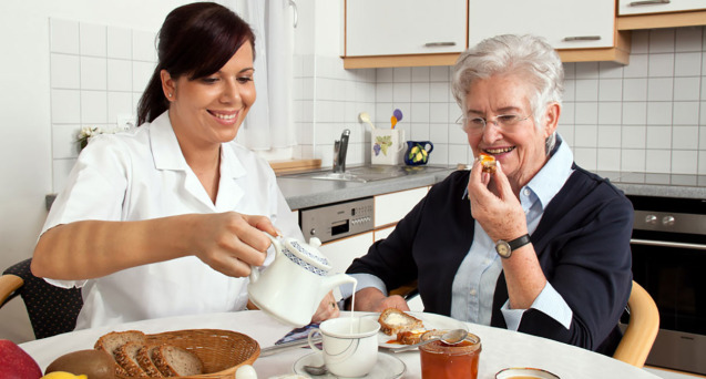 In Home Care vs Assisted Living or Nursing Facilities: The Benefit and Quality of Life Factor