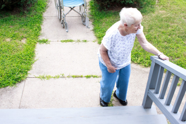 Slips, Trips and Falls and the Elderly: A Home Safety Checklist